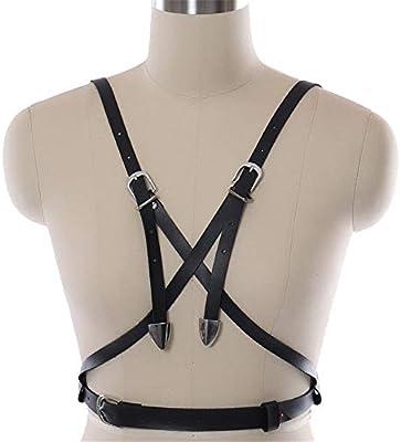 Cuerpo del pecho del arnés de la correa de cintura Lencería ...
