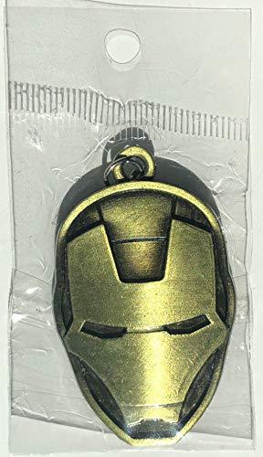 TGH (IRNMN Llavero Iron Man Ocre Dorado Marvel: Amazon.es ...