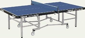 Tibhar Competición Mesa Tenis de Mesa Mesa Smash 28/SC, Azul ...