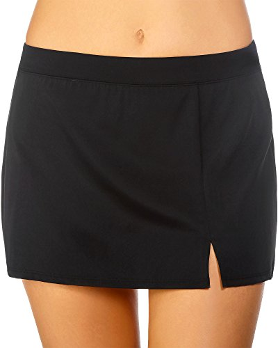 caribbean-joe-womens-side-slit-swim-skirt-bikini-bottom-black-16