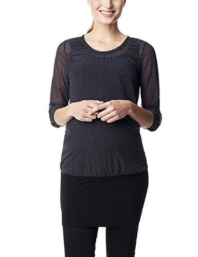 ESPRIT Maternity Tunic - Camisa Mujer Mehrfarbig (Navy 400)