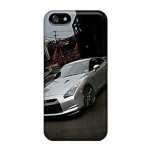 JasonPelletier Iphone 5/5s Best Hard Cell-phone Cases Unique Design Fashion Nissan Gtr Image [Kob4931Klar]