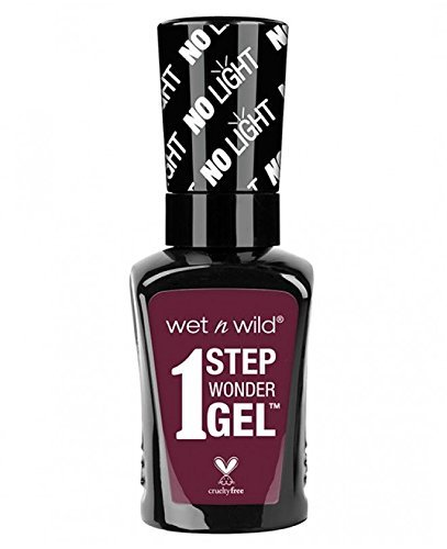 Wet n Wild 1 Step Wonder Gel Nail Polish - 733A Left Marooned