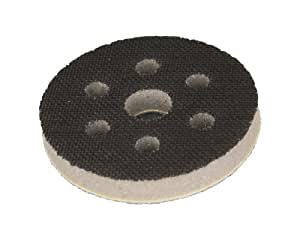 Soft–Fregadero Diámetro 75mm 6agujeros Interface de Pad para lijado Plato de pulido (Plato de apoyo (para–Disco de lija (–DFS