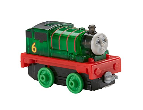 Fisher-Price Thomas & Friends Adventures, Light-Up Racer Percy