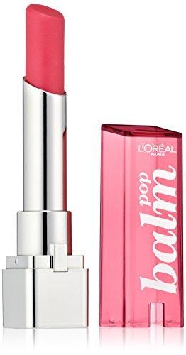 L'Oreal Paris Colour Riche Lip Balm Pop - 440 Electric Pink (Pack of 2)