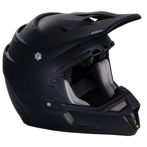 Klim F4 Helmet Snell/DOT Matte Black Adult 2XL