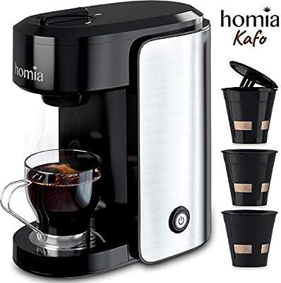 Cafetera eléctrica de una sola porción – Cafetera eléctrica para ...