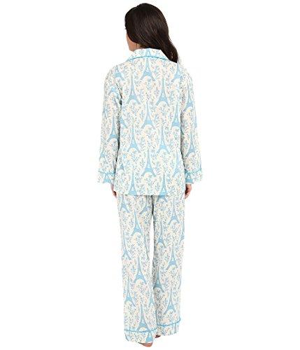 BedHead - Ensemble de pyjama - Femme Turquoise Turquoise