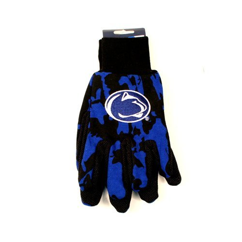 NCAA Penn State Nittany Lions Team Color Camo Utility Gloves by McArthur