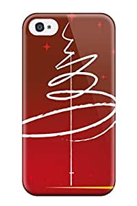 Premium [ZXi-278VlIdCvVH]christmas8 Case For Iphone 4/4s- Eco-friendly Packaging
