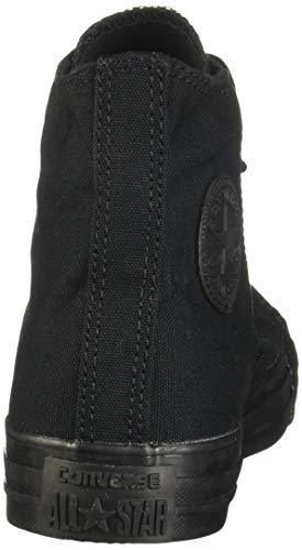 Noir Mixte Converse Hi Adulte Mode Ctas Baskets Core Xw7TR70qv