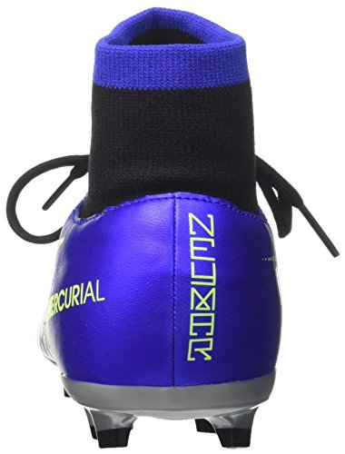 Mercurial Blue Fg 6 Nike racer O Mixte 407 Jr Njr Football Ch Vctry Bleu R De Black Enfant Volt E M Chaussures Df 5nnq6fw