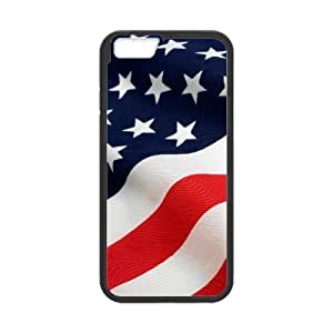 "DIY Phone Case for Iphone6 Plus 5.5"", American Flag Cover Case - HL-R643560"