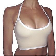 Susenstone Women Boho Tank Bustier Bra Vest Crop Top Bralette Blouse Cami