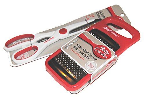 Betty Crocker Essentials Grater Scissors product image