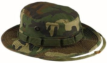 13d2f320da2 Boonie Hat Bush Hat Jungle US Army Commando  Trooper nbsp  ndash  nbsp Colour Woodland