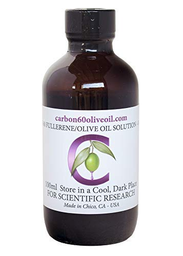 Research Grade Carbon 60 Olive Oil, 100ml bottle by  Sedaro