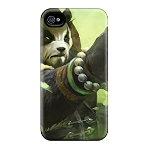 High-end Cases Covers Protector For Iphone 6plus(world Of Warcraft Mists Of Paria)