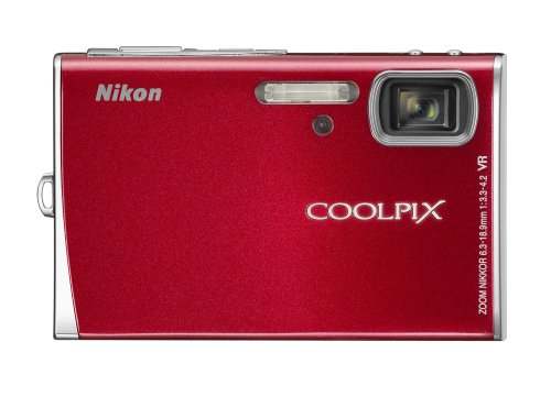 Point and Shoot Digital Camera Battery for Nikon EN-EL8 - 1