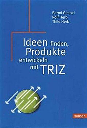 Ideen erfinden, Produkte entwickeln mit TRIZ