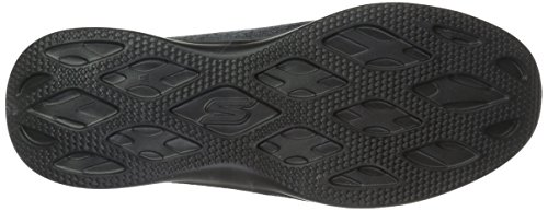 para Lite Skechers Step Zapatillas negras Go de mujer andar Performance Ultrasock 7waw6A8q