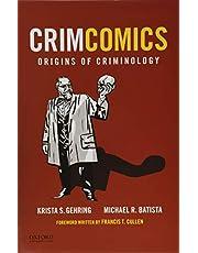 CrimComics Issue 1: Origins of Criminology