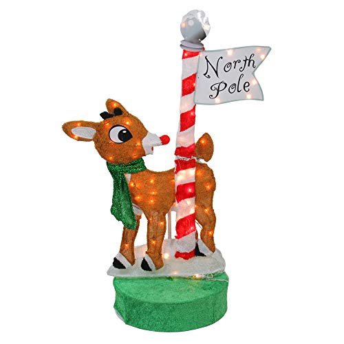 Northlight PW 16311_L2D Christmas Decorations/Yard Art/Reindeer, ()