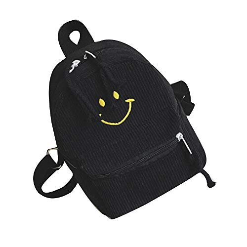 lmx+3f Fashion Mother's Day Tote Children Bag Fashion Smiley Parent-Child Backpack Cute Backpack Cute School Bag Handbag