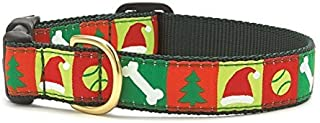 product image for Up Country Christmas List Dog Collar