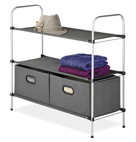 Whitmor Portable Closet Storage Organizer