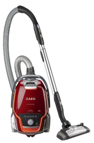 AEG UOORIGINWR Bagged Cylinder Cleaner 1250 W - Watermelon Red