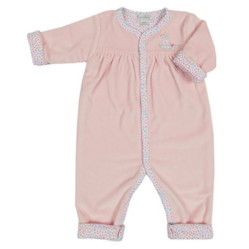 - Kissy Kissy - Darling Dachshunds Velour Rev. Playsuit ,Multicolored, 6 - 9 Months