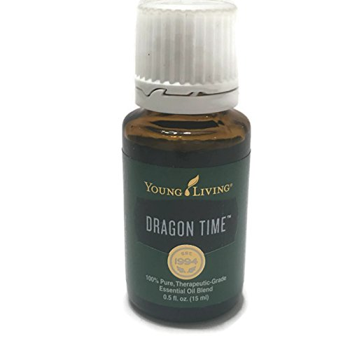 Young Living Essential Oils ~ Dragon Time 15ml 100% Pure Theraputic (Acetate 100 Gels)