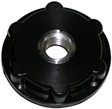"3M Disc pad Hub 28476, 2-1/2"" Diameter, 5/8""-11 Thread Size (Pack of 1)"