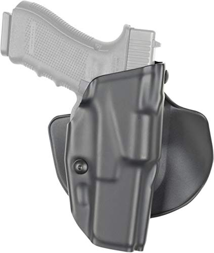 Safariland 6378 ALS Paddle Holster,Sig P226,STX Plain Black,Right Hand 6378-477-411-DM