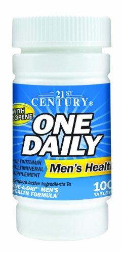 21-го века в одной ежедневной Мужское здоровье Таблетки, 100 Граф
