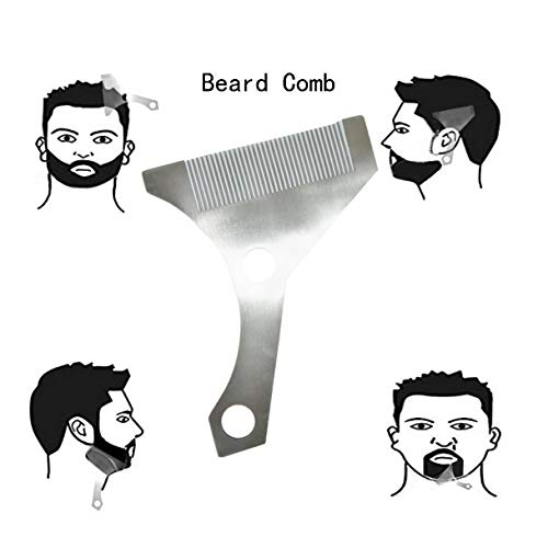Which is the best beard shaping tool stainless steel?