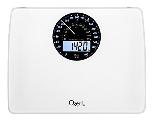 Ozeri Digital Bathroom Electro Mechanical Weight product image