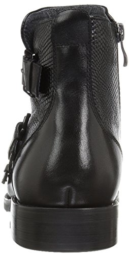 Zanzara Mens Messina Boot Black