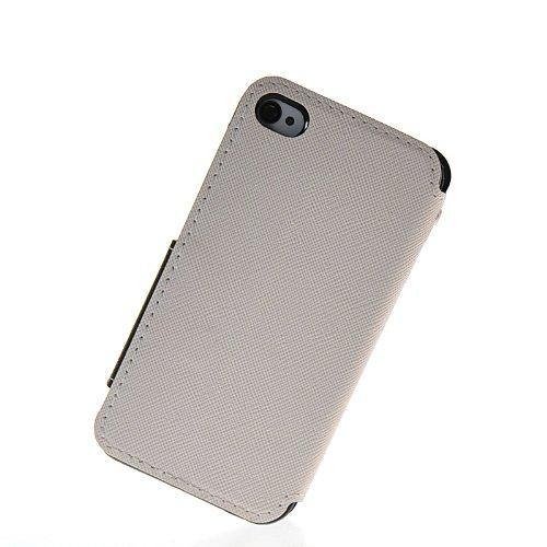 Horny Protectors Hornet Case für Apple iPhone 4/4S glänzend weiß