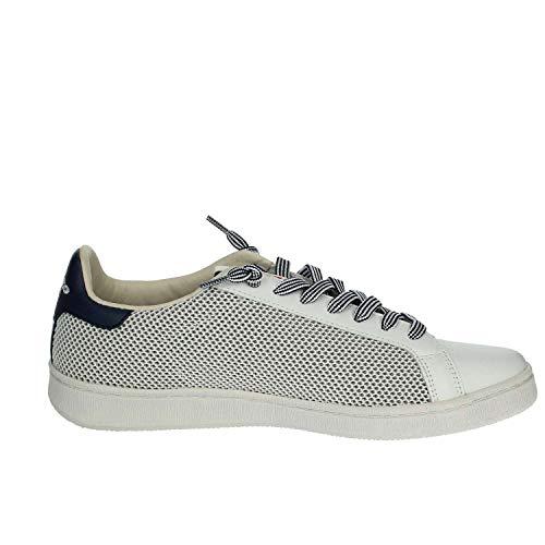 E Bianca Sneaker Bianca 43 Blu Sneaker EztRTqw