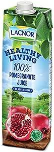 Lacnor Health Living Pomegranate Juice - 1 Litre