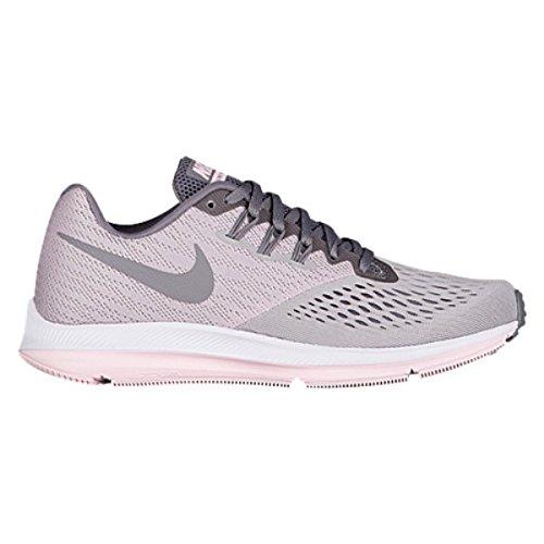 色批評サドル(ナイキ) Nike レディース ランニング?ウォーキング シューズ?靴 Zoom Winflo 4 [並行輸入品]