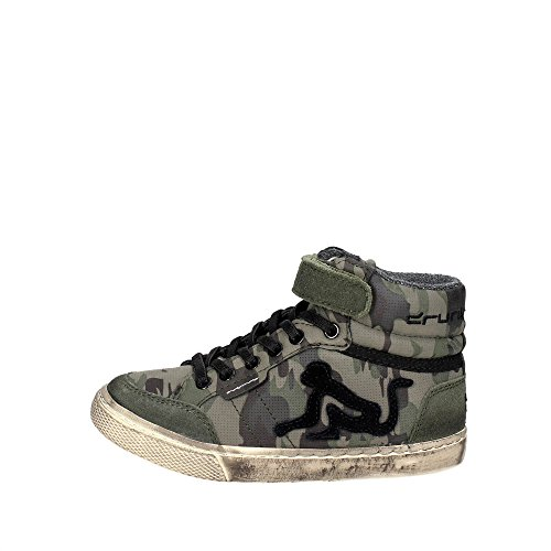 Boston Collo Camouflage a Bambino Camu Alto Sneaker DrunknMunky qwIdxH6pq