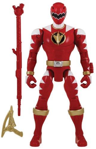 (Power Rangers Super Megaforce - Dino Thunder Red Ranger Action Hero, 5-Inch)