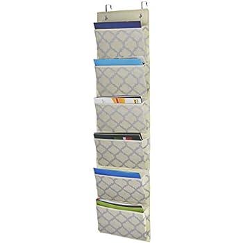 AmazonCom  Cascading File Organizer Hanging Wall File Organizer
