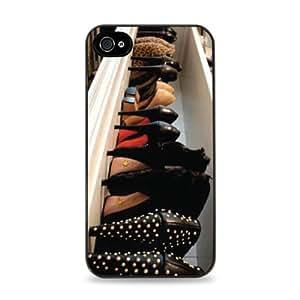 High Heels iPhone 6 Plus Black Hardshell Case