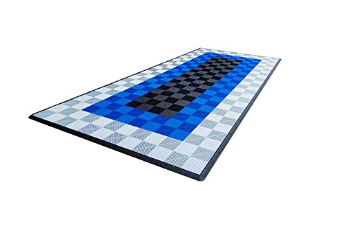 Ford Single Car Parking Pad by Ribtrax - Design 1