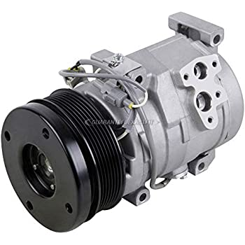 AC Compressor & A/C Clutch For Toyota 4Runner Tundra FJ Cruiser - BuyAutoParts 60-01784NA NEW